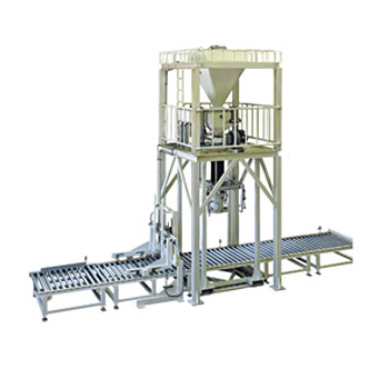 LPS Flexible Container Weight Filling System